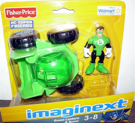 green lantern figure and rover imaginext walmart