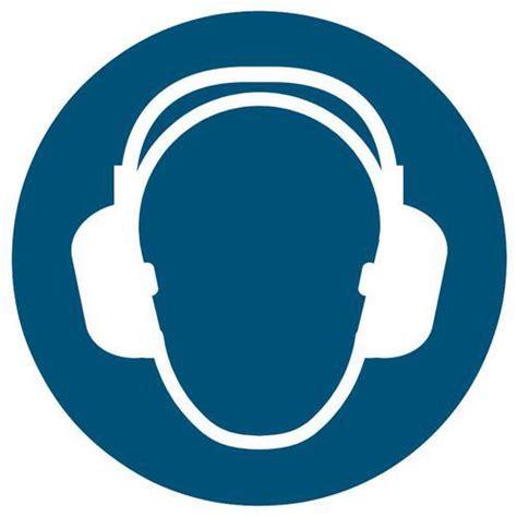fournitures bureau panneau d 39 obligation port de protection auditive
