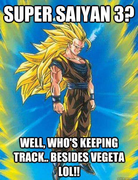 Super Saiyan Meme - dragonball z memes quickmeme