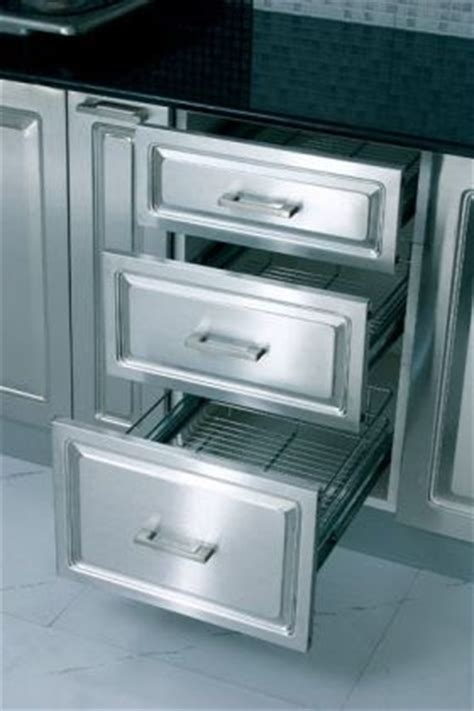 cabinets  kitchen stainless steel kitchen cabinets