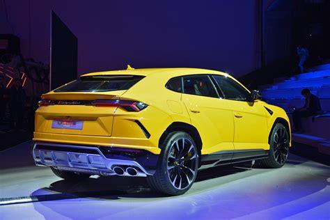 Bmw 8-series Spied, Lamborghini Urus Revealed, Range Rover