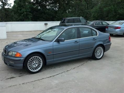 Purchase Used 2001 Bmw 330i Base Sedan 4door 30l In