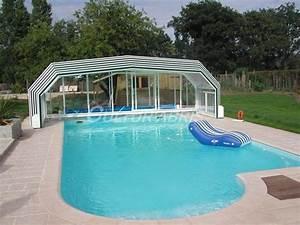 Abri Haut Piscine : abri de piscine haut romane ~ Premium-room.com Idées de Décoration