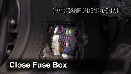 Mazda 6 Interior Fuse Box Cover by Interior Fuse Box Location 2009 2013 Mazda 6 2009 Mazda