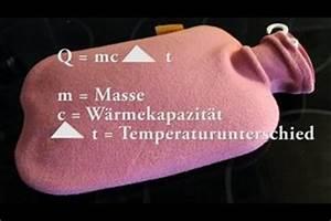 Mischtemperatur Berechnen : video q mc delta t so erkl ren sie die berechnung der w rmemenge ~ Themetempest.com Abrechnung