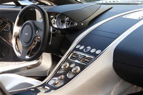 Aston Martin One 77 : 2009   Cartype