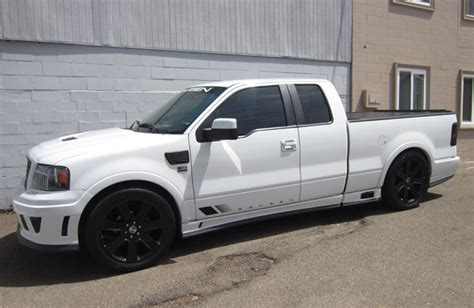 New Saleen Truck To The Site!