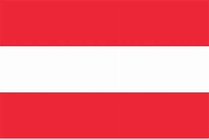 Austria Flag Icon Vector Flags Country Coloring