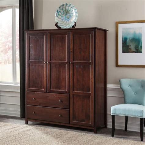 3 Foot Wide Wardrobe by Shaker 3 Door Wardrobe Grain Wood Furniture