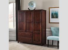 Shaker 3Door Wardrobe – Grain Wood Furniture