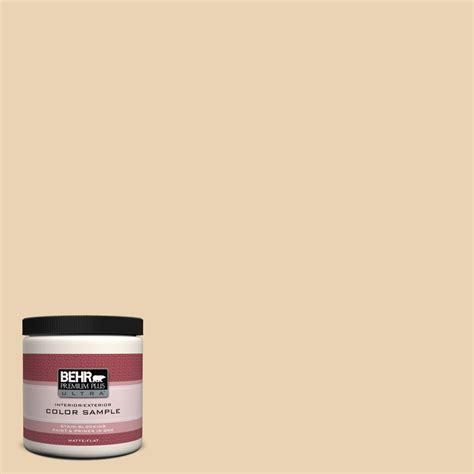 home depot interior paint behr premium plus ultra 8 oz icc 93 chagne gold