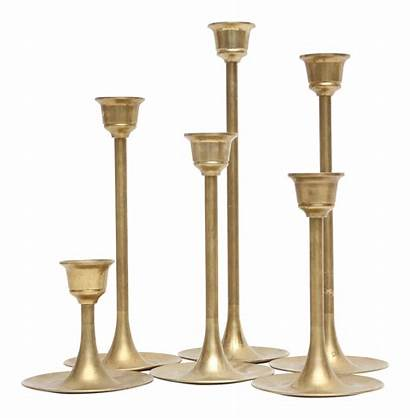Candle Brass Holders Chairish