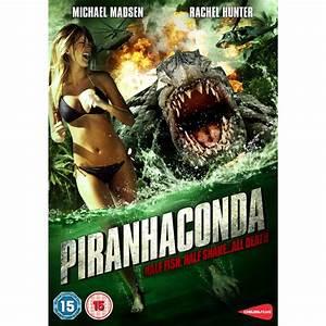 Piranhaconda – HORRORPEDIA