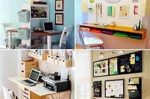 Idée De Rangement : 15 id es de rangement pour votre bureau des id es ~ Preciouscoupons.com Idées de Décoration