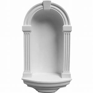 Ekena Millwork Wall Niche from BuyMBS.com