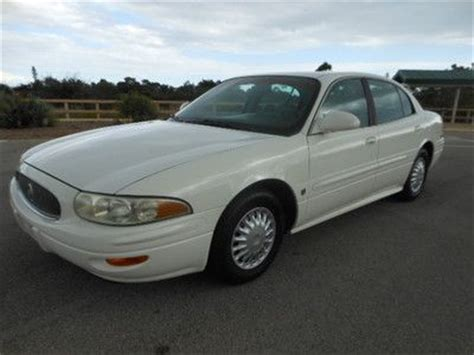 2001 Buick Lesabre Custom by Buy Used 2001 Buick Lesabre Custom Low In Pompano