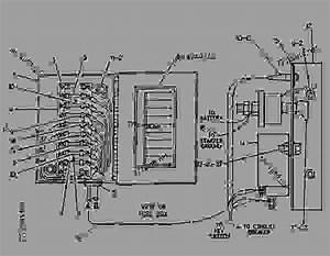 4e1498 Battery  U0026 Wiring Group