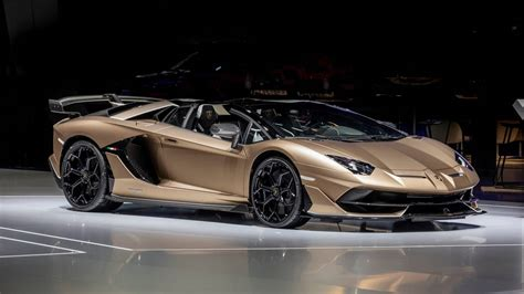 The 5 Hottest Cars Of The 2019 Geneva Motor Show