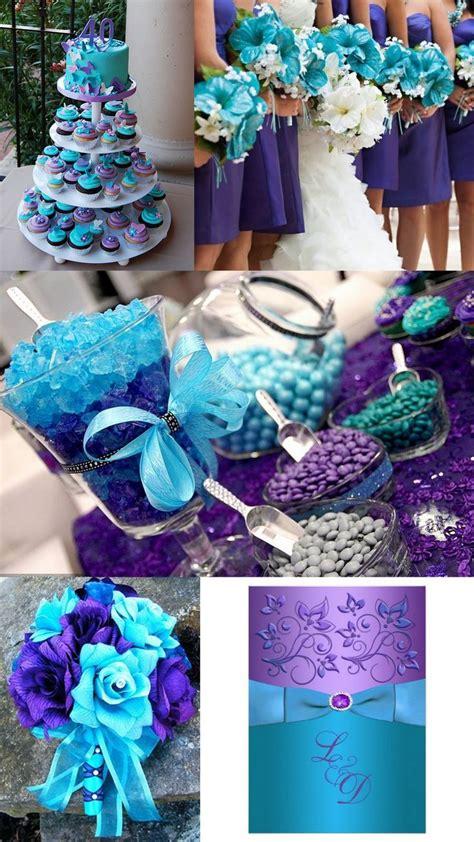De 10+ Bästa Idéerna Om Turquoise Weddings På Pinterest
