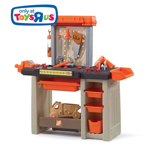 home depot tool bench home depot handyman workbench retailer exclusives by