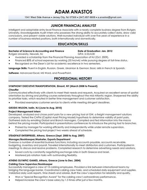 best resume for recent college graduate resume portfolio personal resume branding writemycareer com