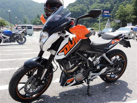 Duke 200 Image by Ktm Duke 200 Top Speed Photos Pictures Free