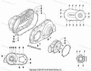 Arctic Cat Atv Parts Diagram