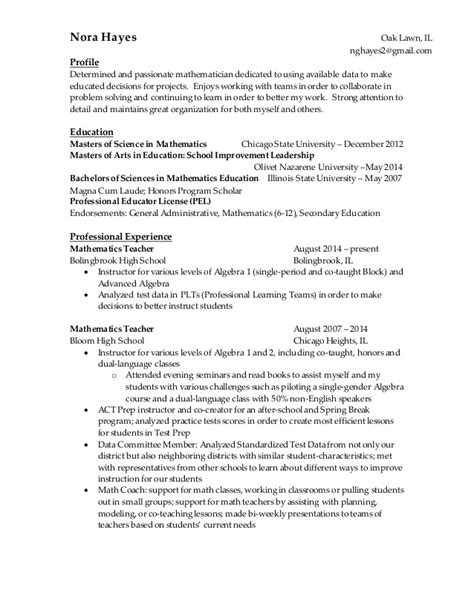 n data analyst resume 2015 linkedin