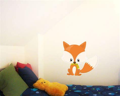 Wandtattoo Kinderzimmer Fuchs by Baby Fuchs Wandtattoo Wandaufkleber Kinderzimmer Kaufen