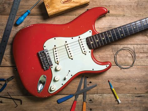 ways  upgrade  fender stratocaster guitarcom