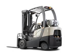 Crown Equipment Debuts New Internal Combustion Forklift