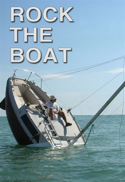 The Rock Boat by Rock The Boat Adam Mclane