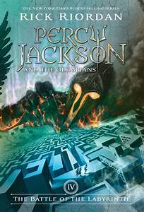 Percy Jackson And The Olympians Book Four The Battle Of