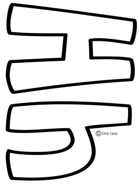 letter  template printable letter