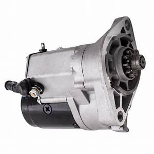 Starter Motor For Toyota Hilux Kzn165 Ln167r Kun26 1kz