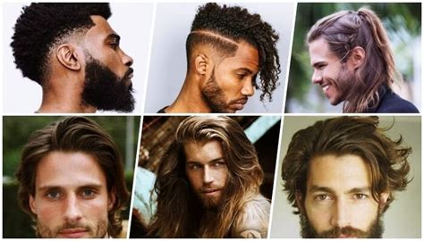 Absolutely All Men Hair Types You Need To Know