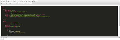 php code snippet in ckeditor remove the color