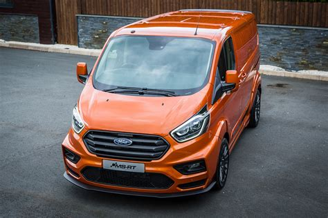 Check specs, prices, performance and compare with similar cars. New Ford Transit Custom MS-RT for 2018 - first pictures ...