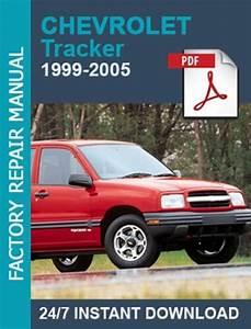 Chevrolet Tracker 1999 2000 2001 2002 2003 2004 2005