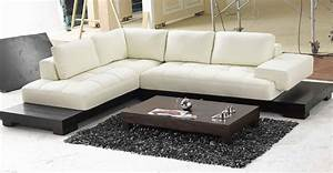 contemporary home furniture ideas With comfortable contemporary sectional sofa