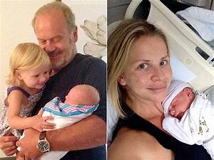 Kelsey Grammer, Kayte Walsh Welcome Baby Boy! - The ...