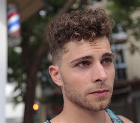 cool men hairstyle  curly hair curly hairstyles