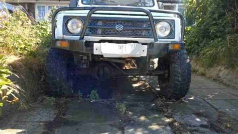 suzuki samurai sj wheel base lwb car for sale