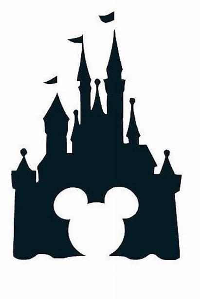 Disney Svg Castle Mickey Cut