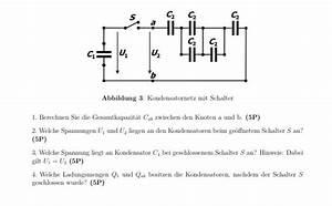 Kapazität Kondensator Berechnen : schaltung kondensator schaltung verstehen nanolounge ~ Themetempest.com Abrechnung