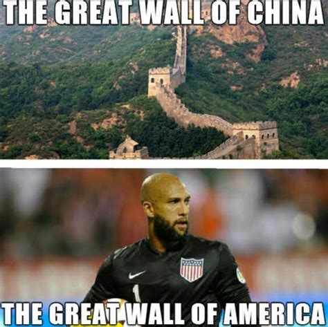 Tim Meme Things Tim Howard Could Save Your Meme