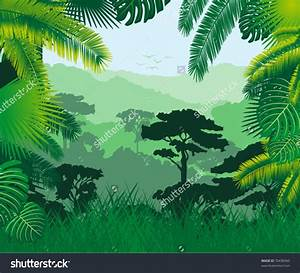 Jungle Background Stock Photos, Images, & Pictures ...