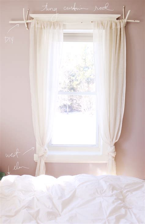 how to make a curtain rod design the you want to live