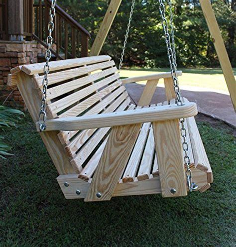 roll  amish heavy duty  lb ft porch swing