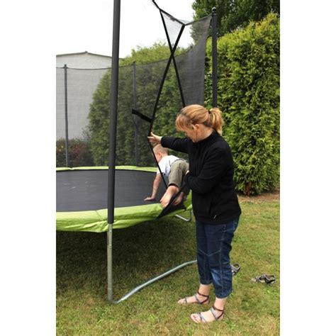 Filet Protection Escalier Pas Cher by Trampoline Enfant Avec Protection Filet 216 365cm Jeux De